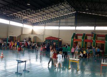 SMEC realiza programação especial para o Dia da Criança