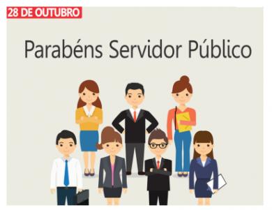 PARABÉNS SERVIDORES PÚBLICOS MUNICIPAIS